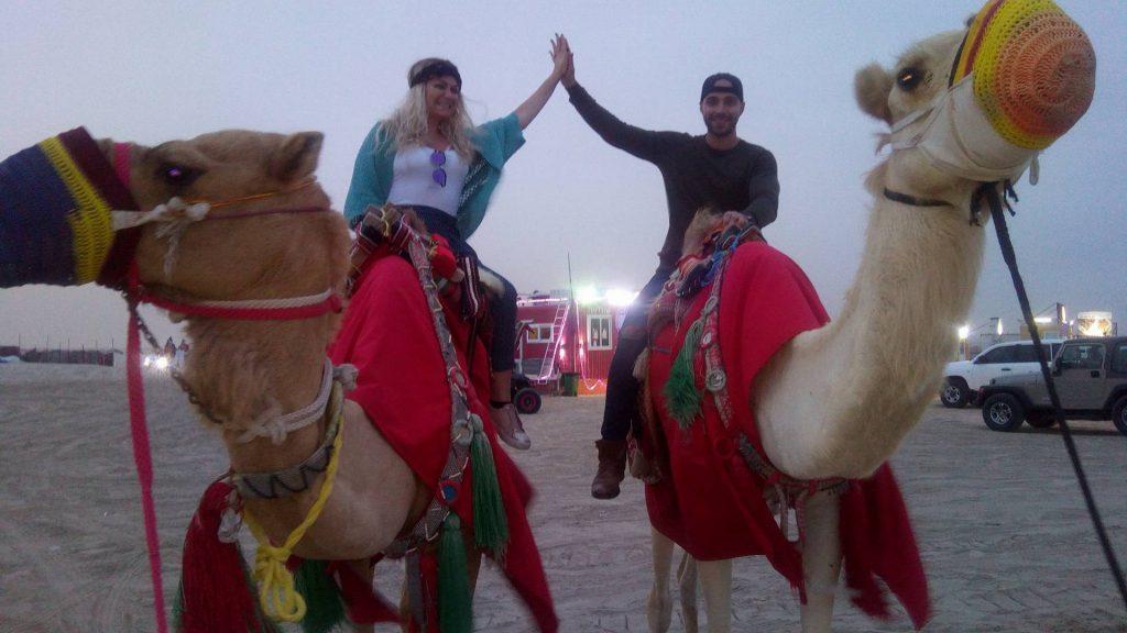 Um dia no Deserto! Atrações – Doha – Qatar