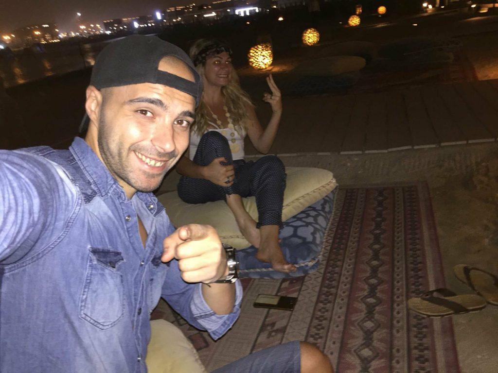 Finalmente! O Ramadão acabou! Doha-Qatar