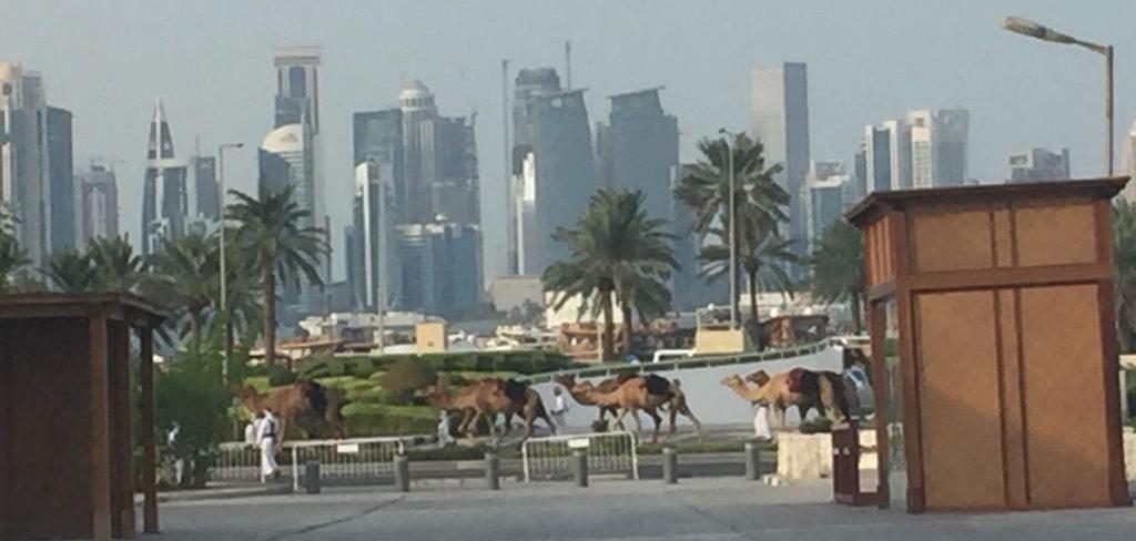 Procurar Emprego e Salário em Doha-Qatar